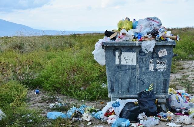 Een grofvuil container huren voor verbouwingsafval