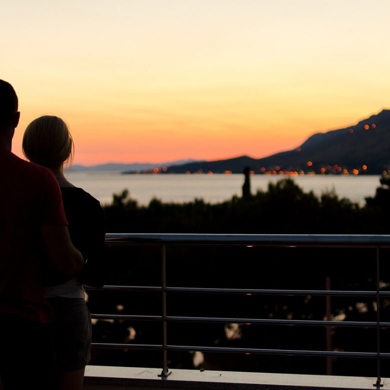 Maak van uw balkon een klein tuintje